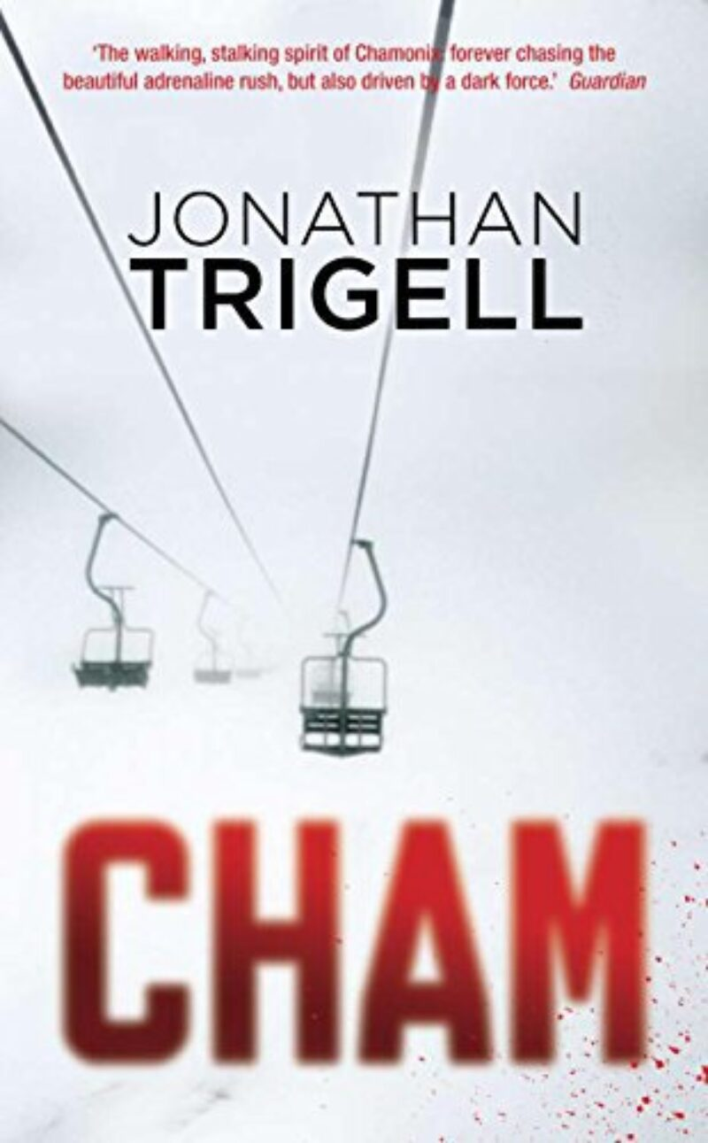 Book cover for 'Cham'