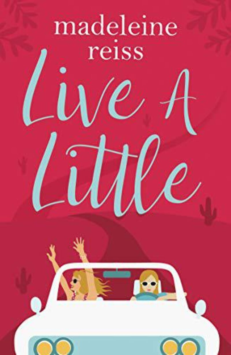 Book cover for 'Live A Little'