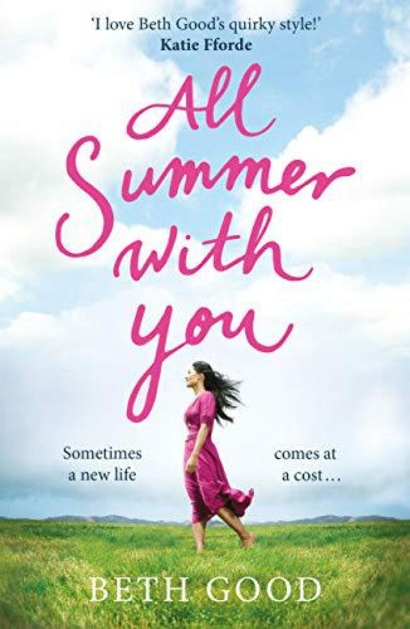 Book cover for 'All Summer With You'