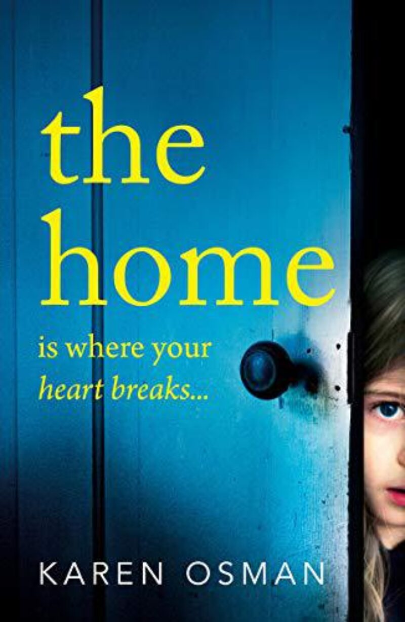 Book cover for 'The Home'