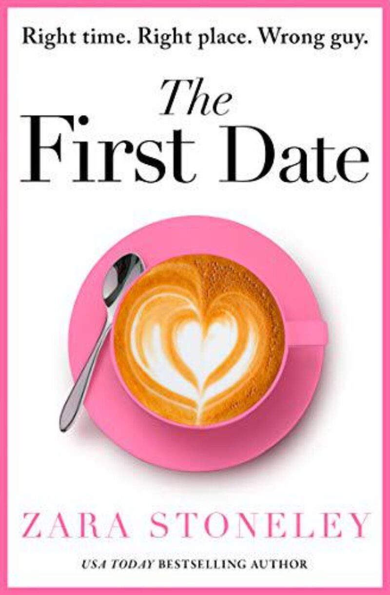 Book cover for 'The First Date'