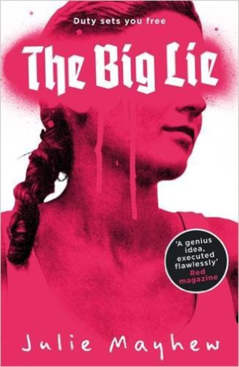Book cover for 'The Big Lie'