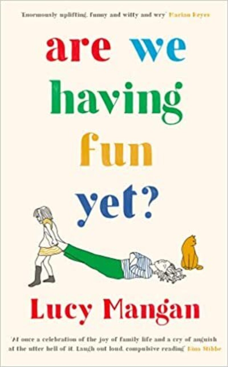 Book cover for 'Are We Having Fun Yet?'