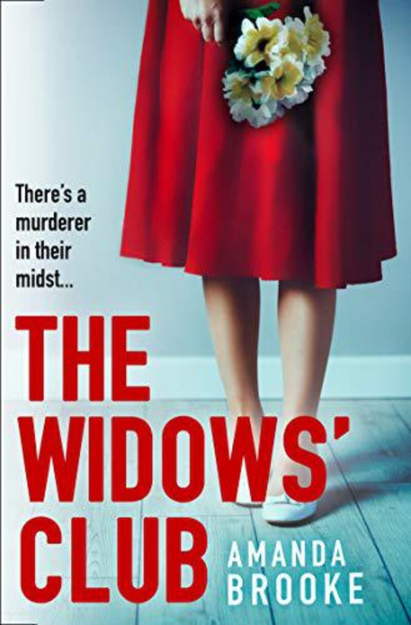 Book cover for 'The Widows' Club'