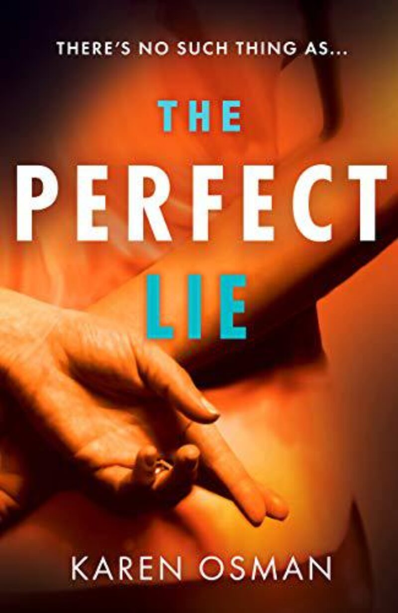 Book cover for 'The Perfect Lie'