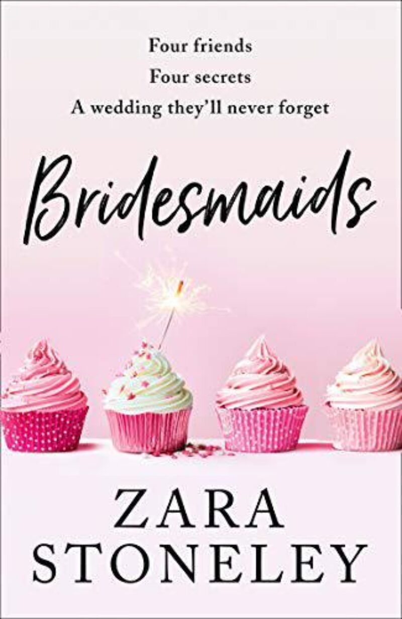 Book cover for 'Bridesmaids'