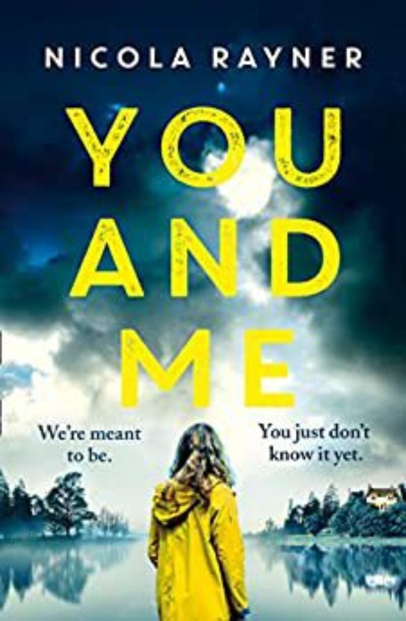 Book cover for 'You and Me'