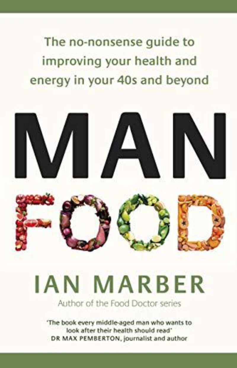 Book cover for 'Manfood'