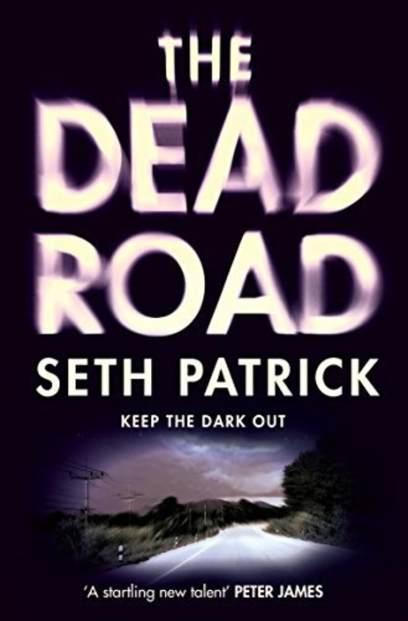 Book cover for 'The Dead Road'