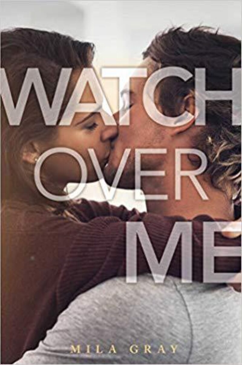 Book cover for 'Watch Over Me'