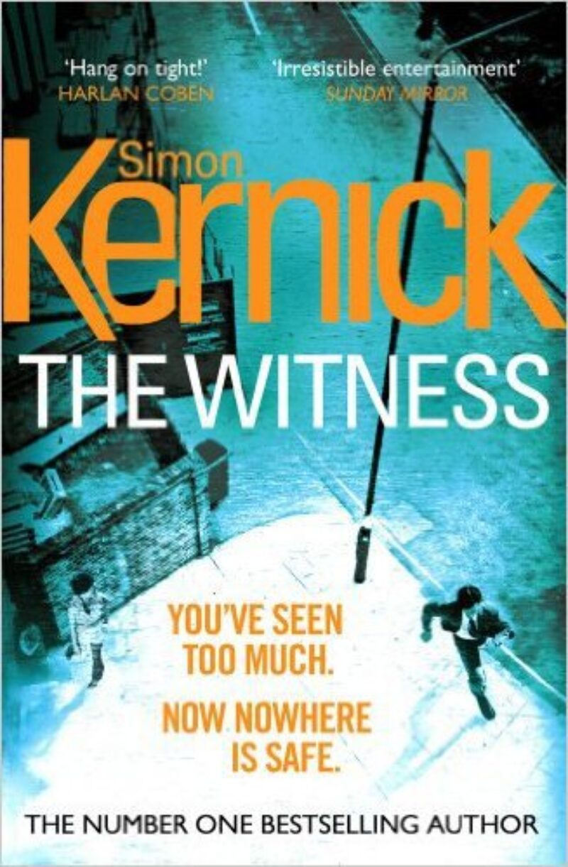 Book cover for 'The Witness'