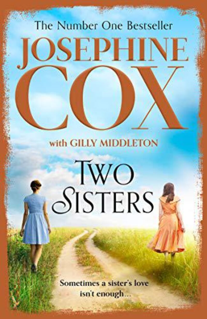 Book cover for 'Two Sisters'