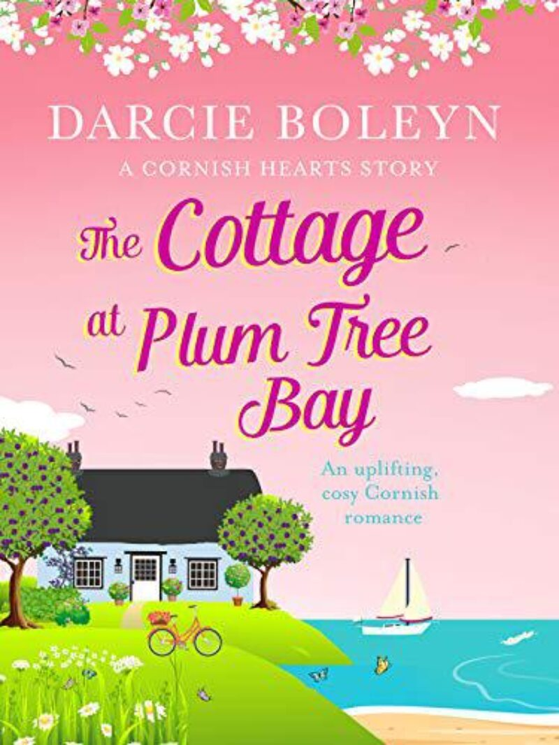 Book cover for 'The Cottage at Plum Tree Bay'