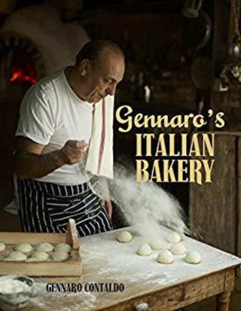 Book cover for 'Gennaro's Italian Bakery'