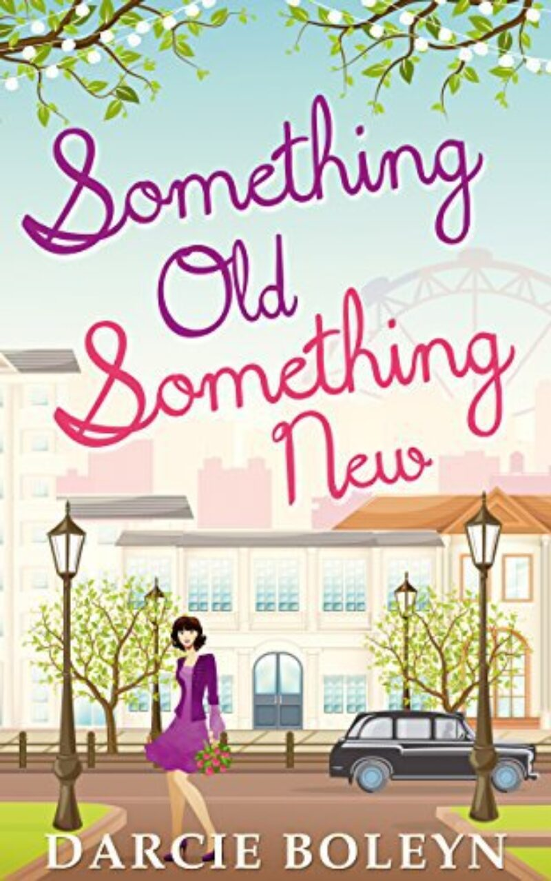 Book cover for 'Something Old, Something New'