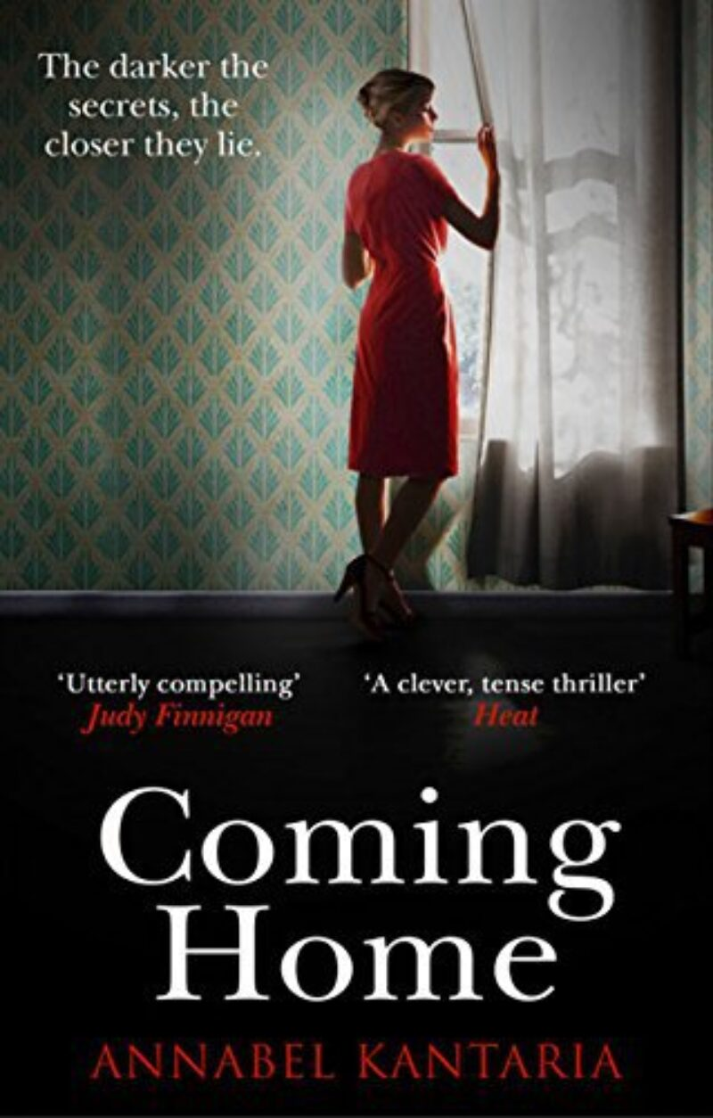 Book cover for 'Coming Home'