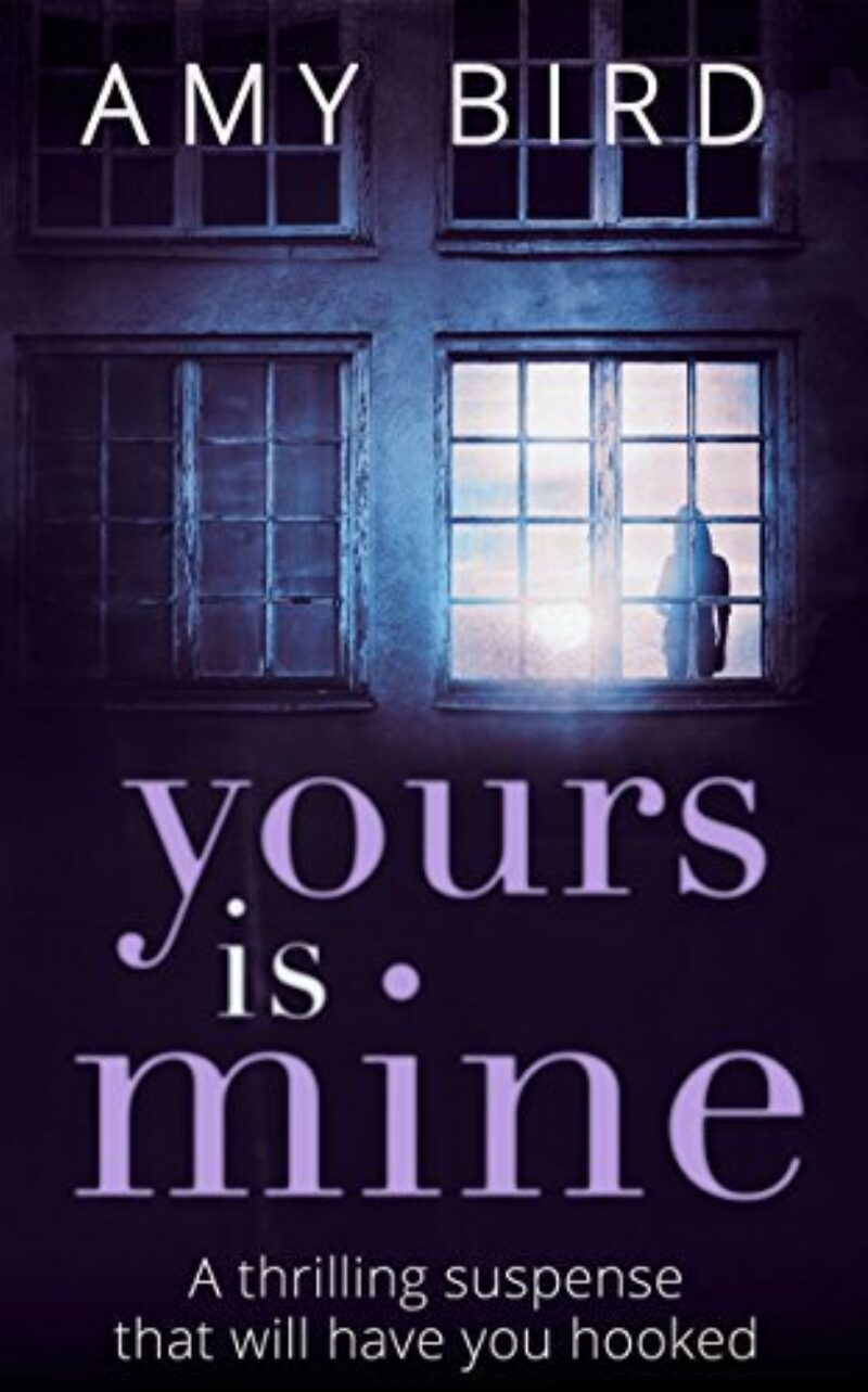 Book cover for 'Yours Is Mine'