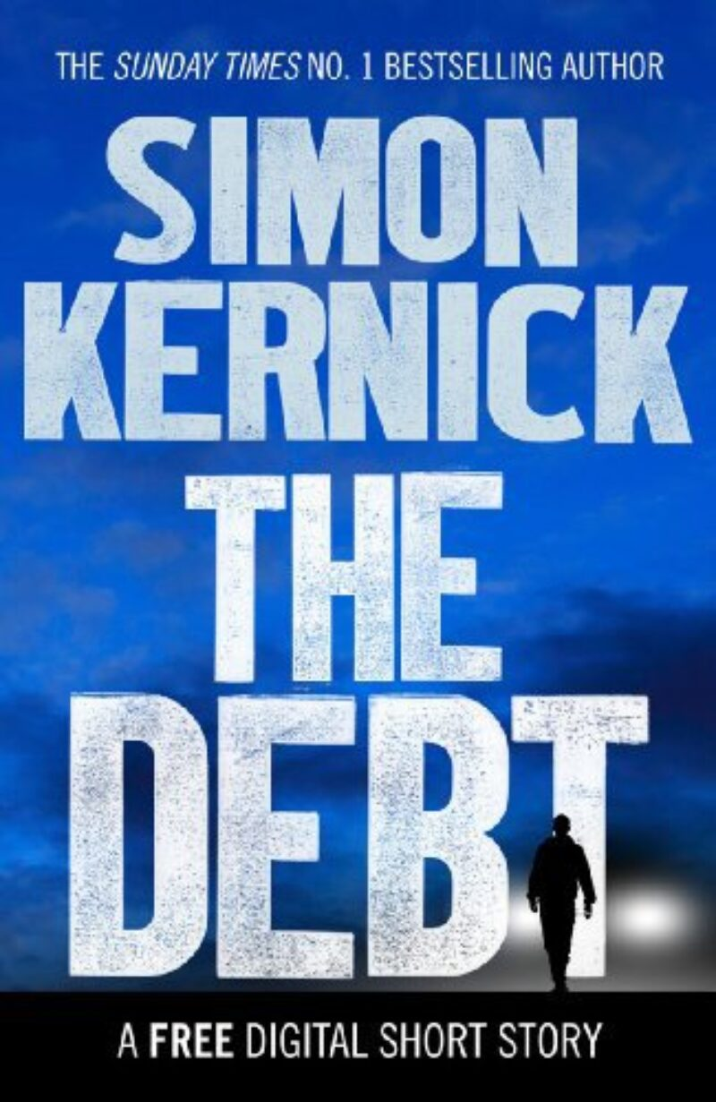 Book cover for 'The Debt'