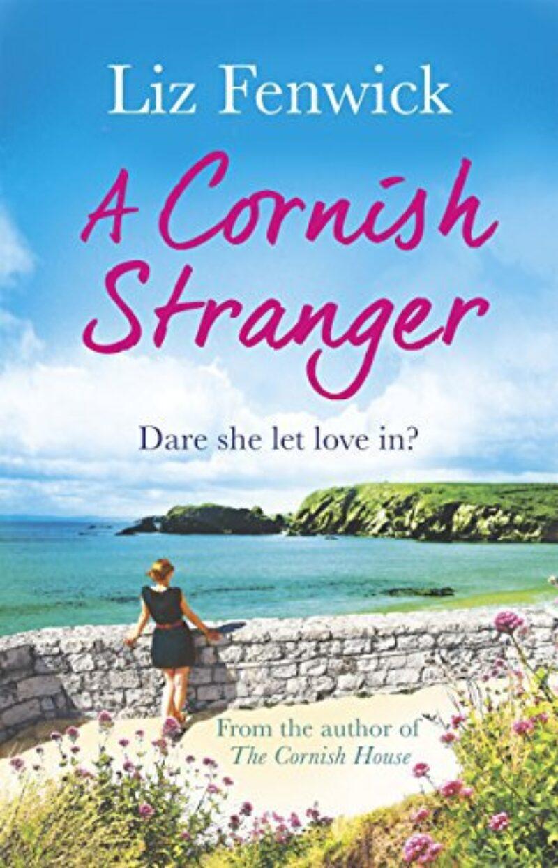 Book cover for 'A Cornish Stranger'
