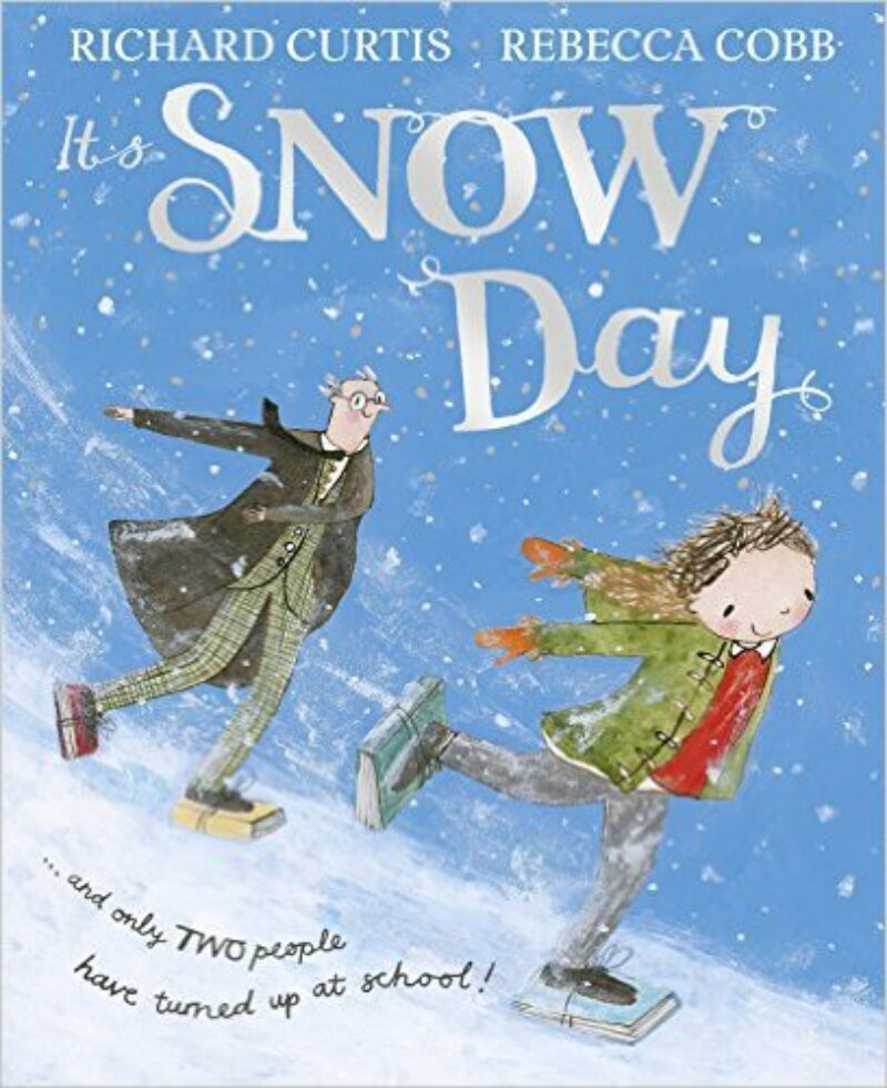 Book cover for 'Snow Day'