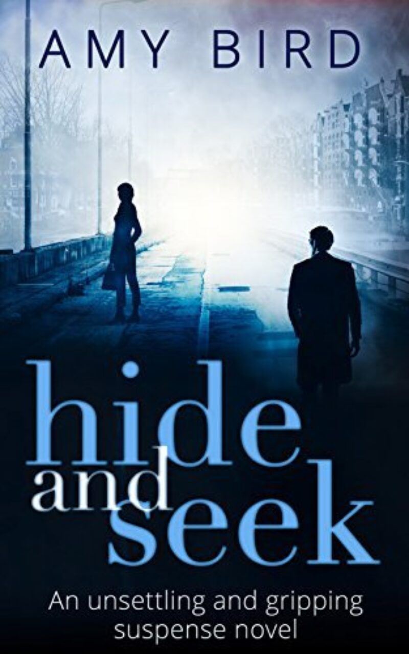 Book cover for 'Hide and Seek'