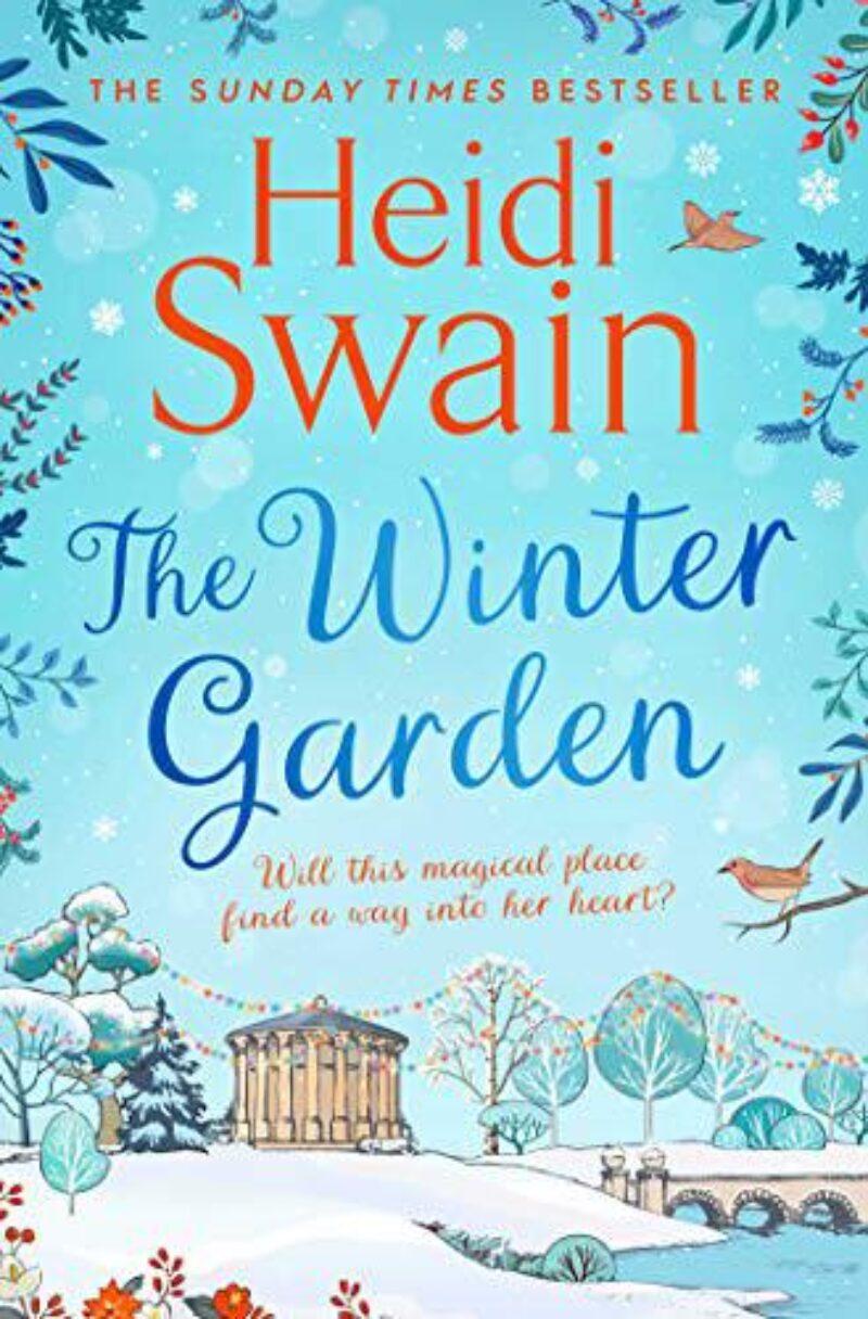 Book cover for 'The Winter Garden'