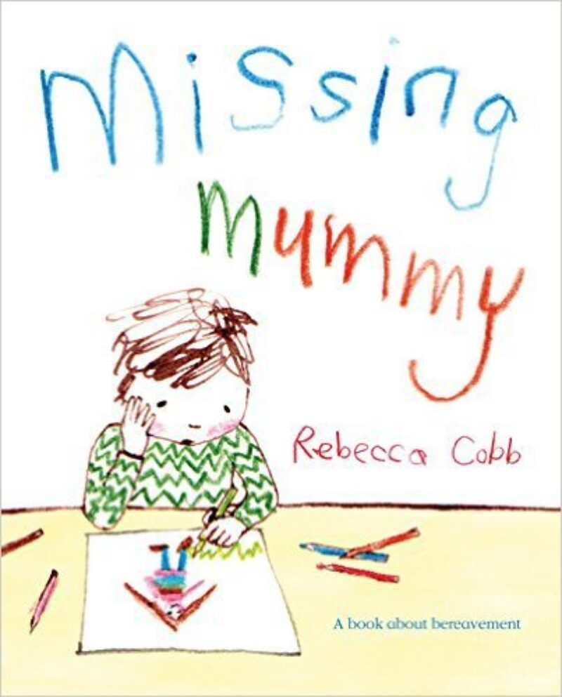 Book cover for 'Missing Mummy'