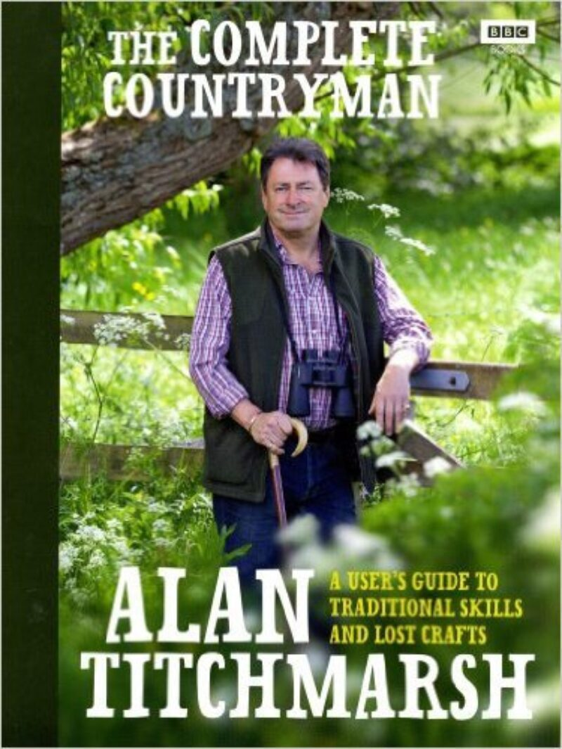 Book cover for 'The Complete Countryman: A User's Guide to Traditional Skills and Lost Crafts'
