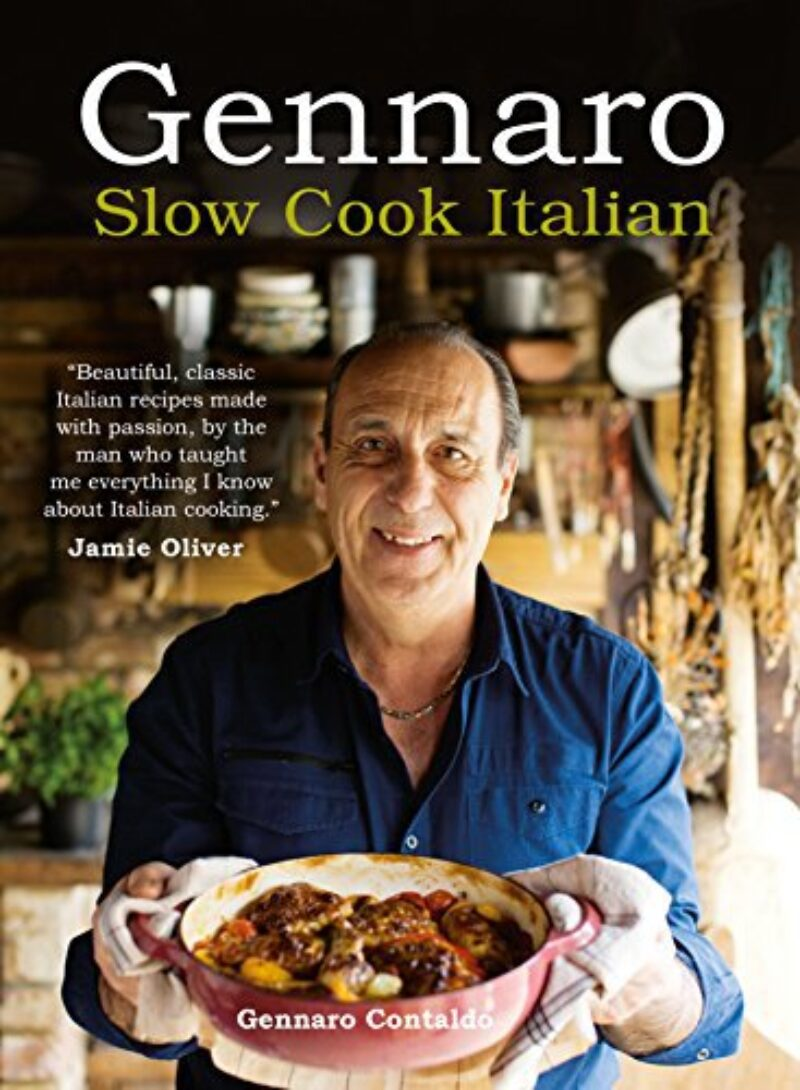 Book cover for 'Gennaro: Slow Cook Italian'