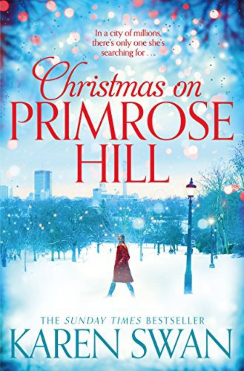 Book cover for 'Christmas on Primrose Hill'
