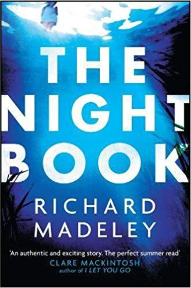 Book cover for 'The Night Book'