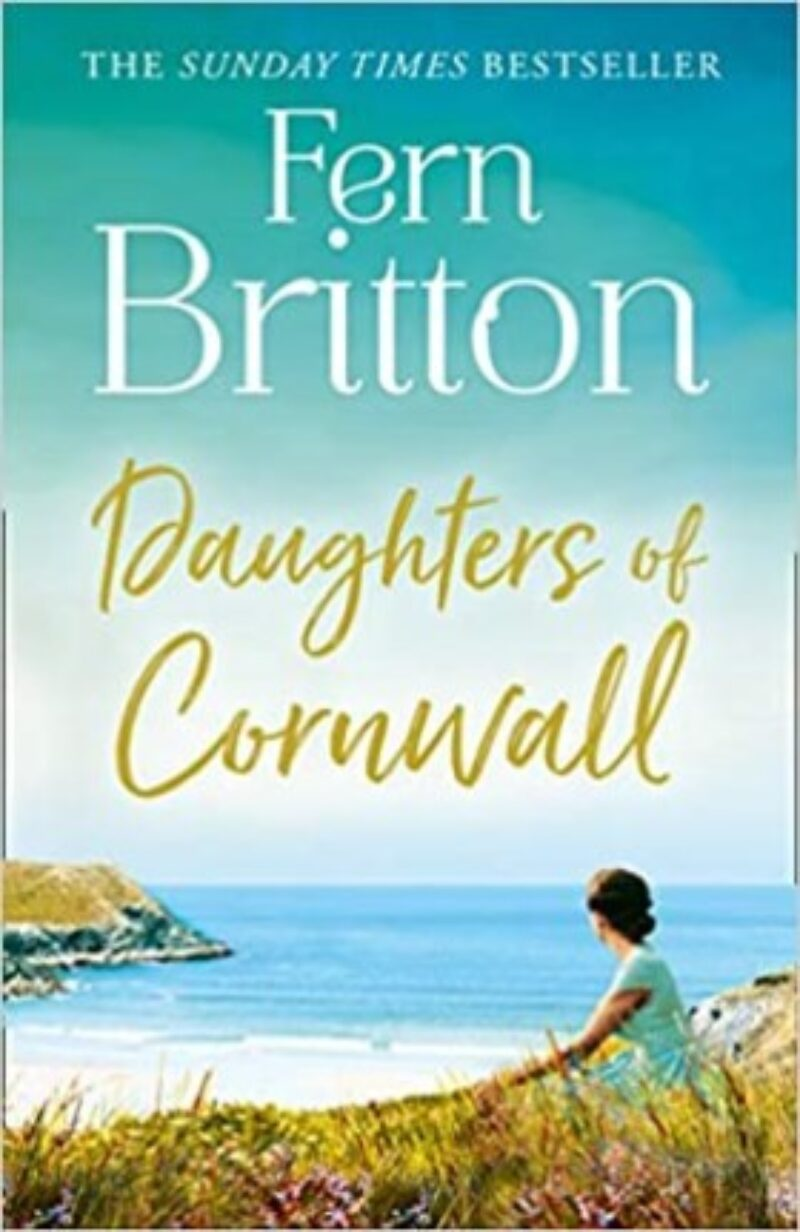 Book cover for 'Daughters of Cornwall'
