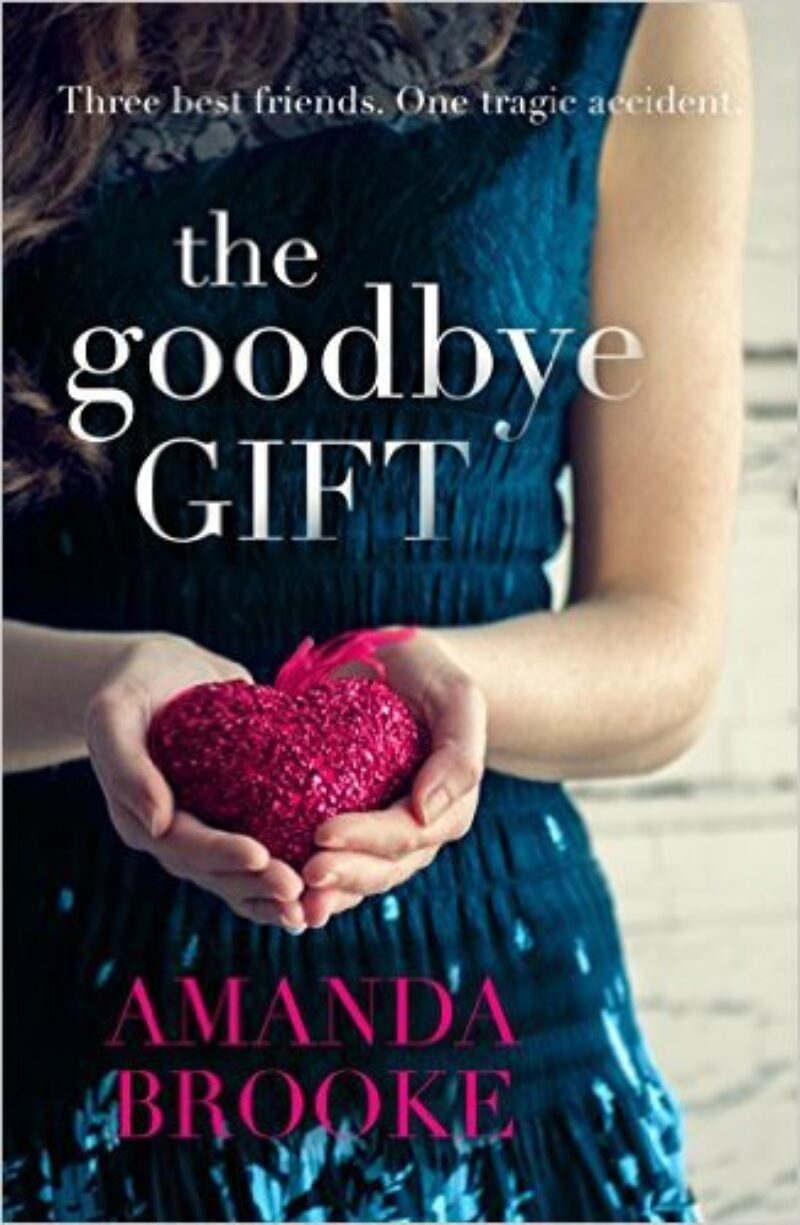 Book cover for 'The Goodbye Gift'