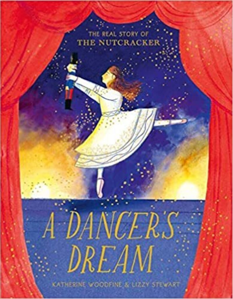 Book cover for 'A Dancer's Dream'
