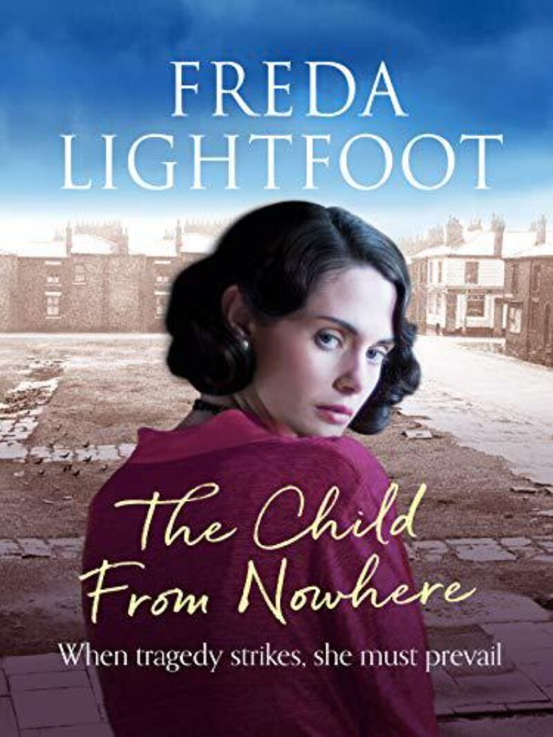 Book cover for 'The Child From Nowhere'