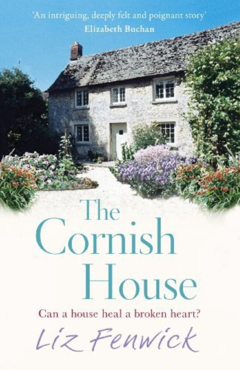 Book cover for 'The Cornish House'