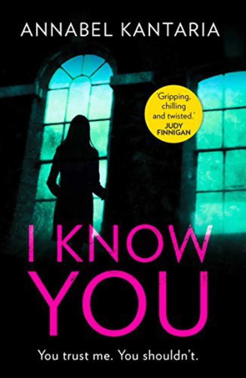 Book cover for 'I Know You'