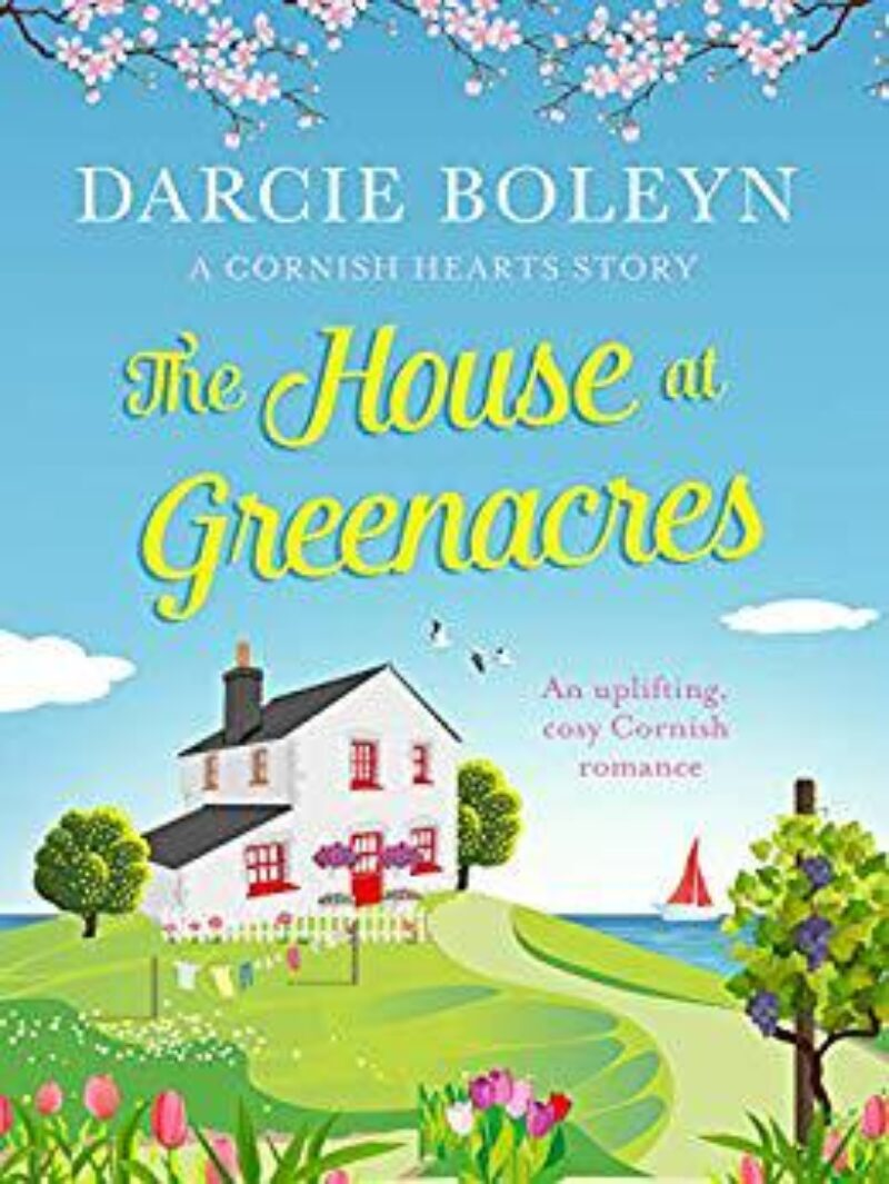 Book cover for 'The House at Greenacres'