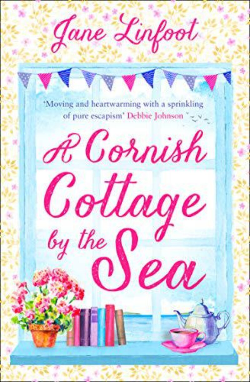 Book cover for 'A Cornish Cottage by the Sea'