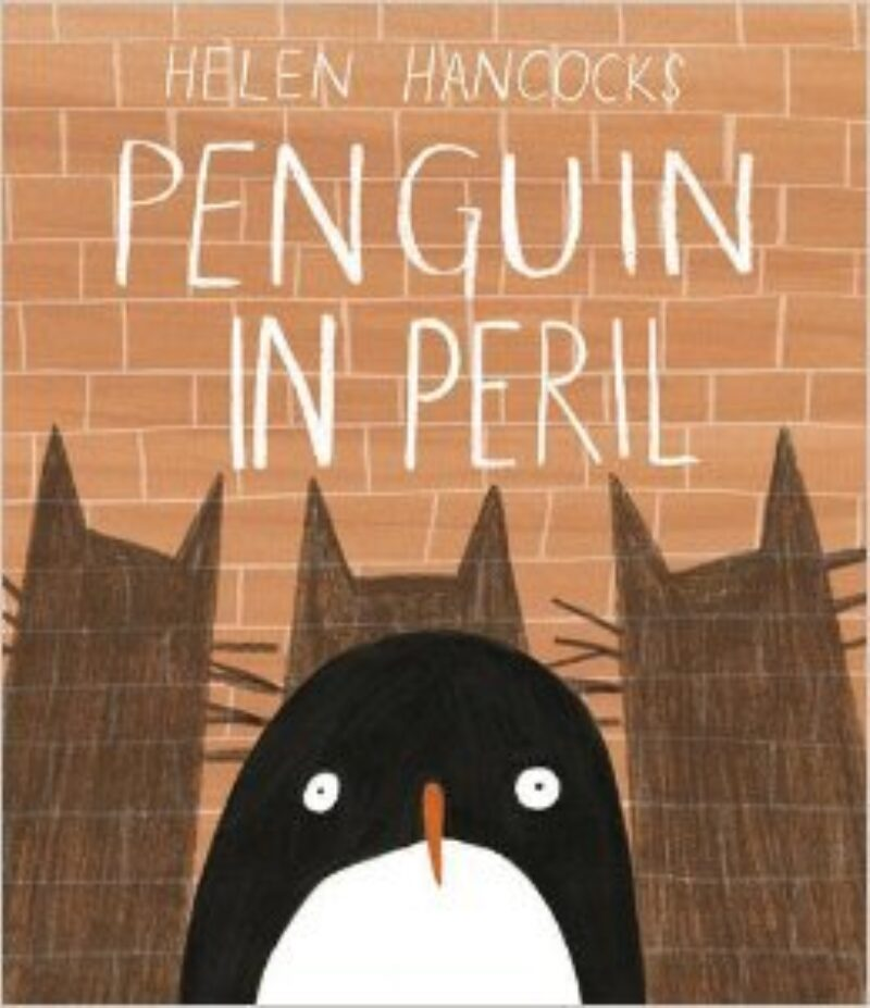 Book cover for 'Penguin in Peril'