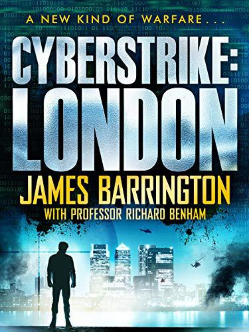Book cover for 'Cyberstrike: London'