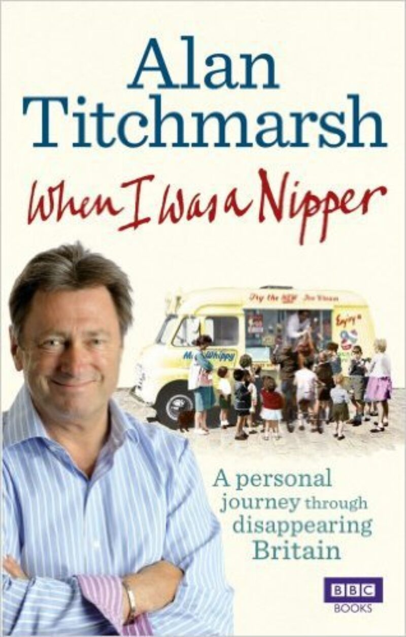 Book cover for 'When I Was a Nipper'