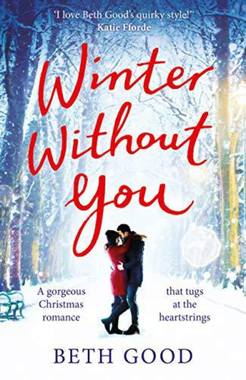 Book cover for 'Winter Without You'