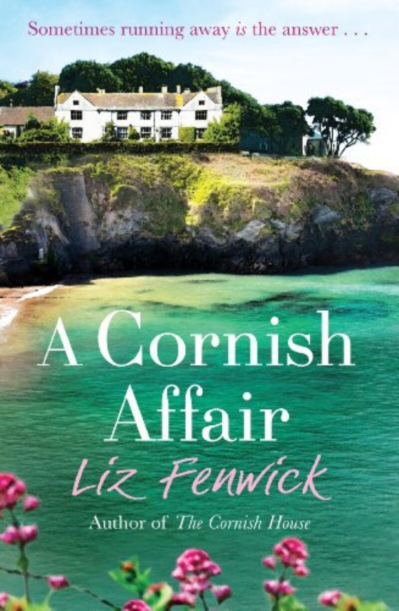 Book cover for 'A Cornish Affair'