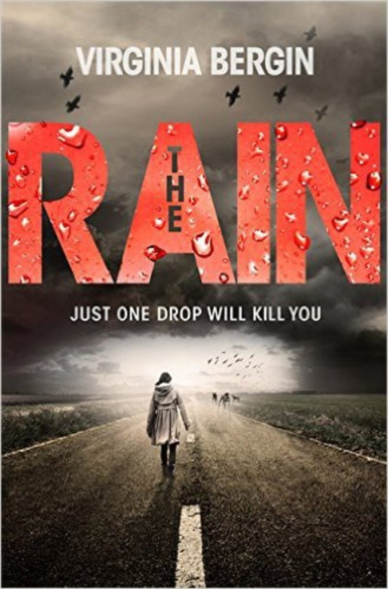 Book cover for 'The Rain'