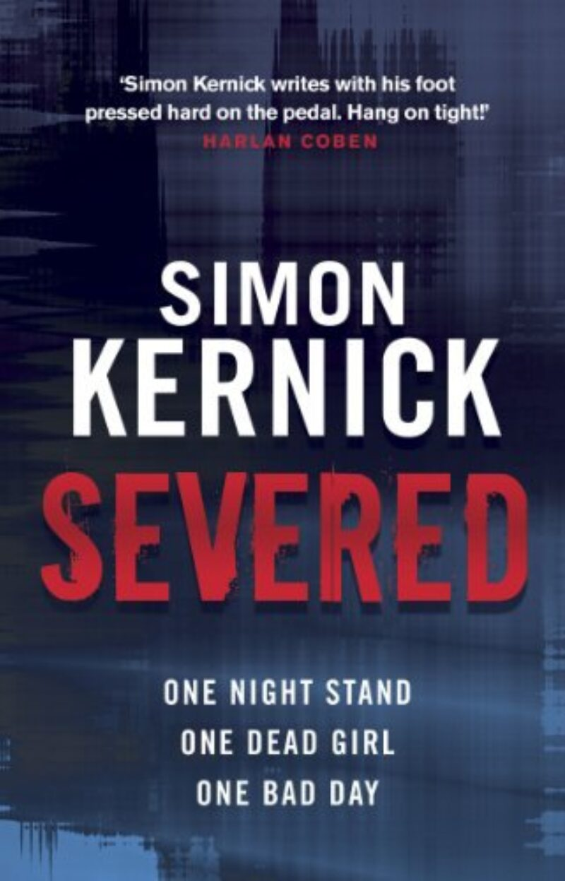 Book cover for 'Severed'
