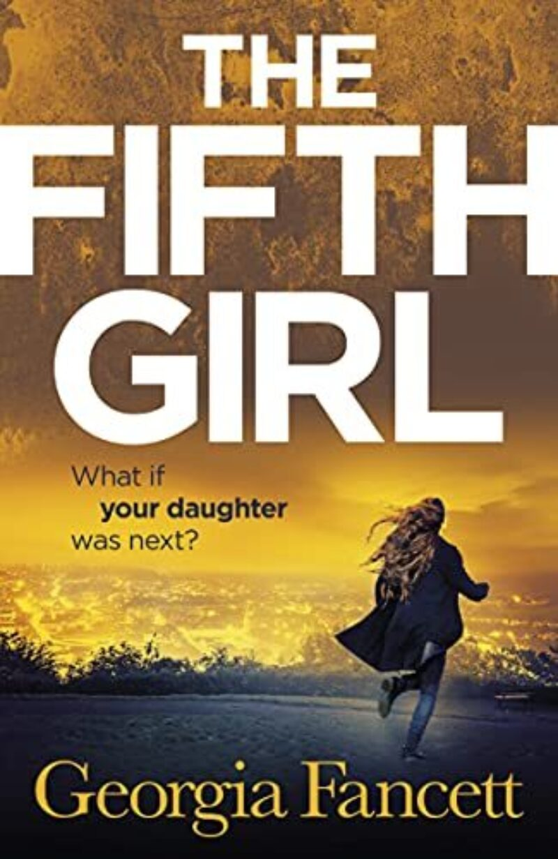 Book cover for 'The Fifth Girl'