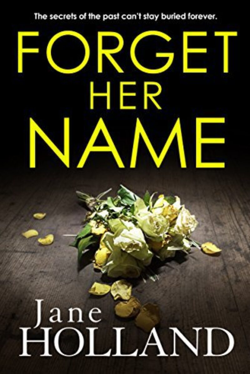 Book cover for 'Forget Her Name'