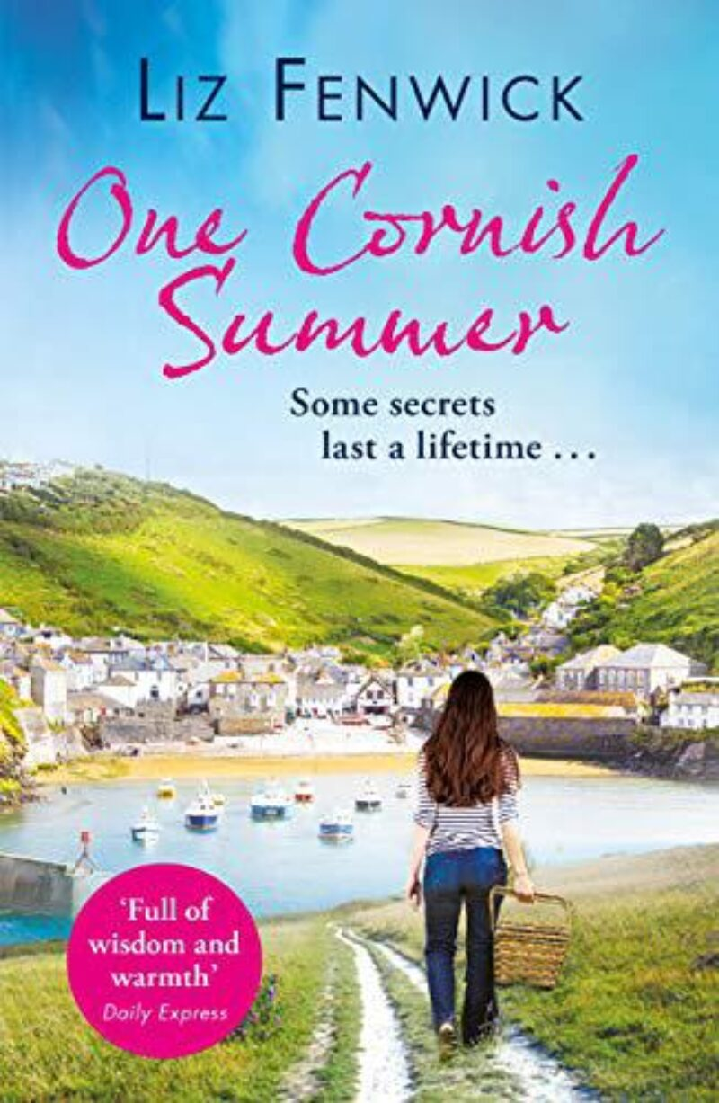 Book cover for 'One Cornish Summer'