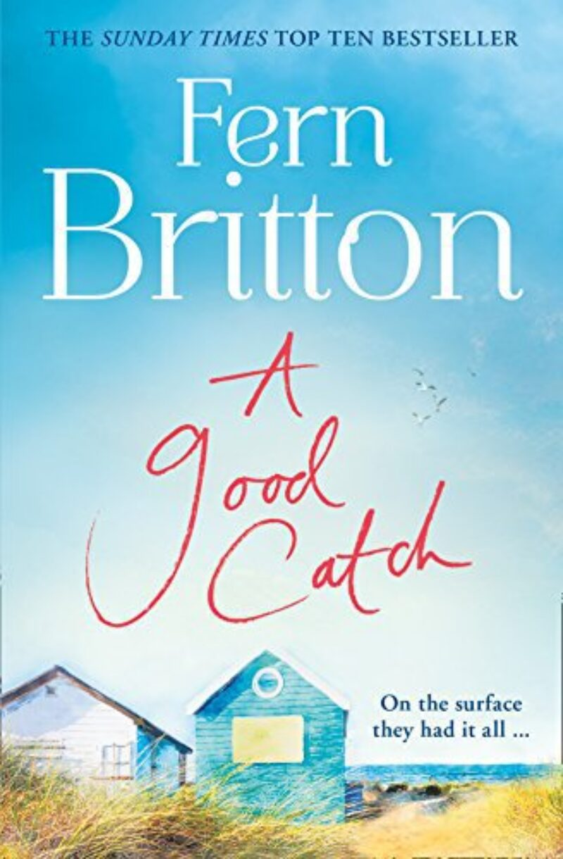 Book cover for 'A Good Catch'